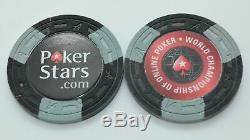 Set of 100 World Championship of Online Poker Chips A Mold Made by ASM