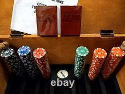 Snap On Poker Set Game Box