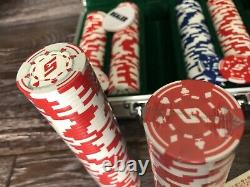Snap On Poker set Rare Limit edition in Aluminum Case