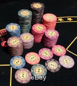 State of Jefferson Poker Chip Set of 500