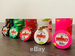 Terribles Casino Paulson Poker Chip Set