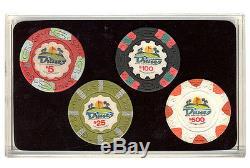 The Dunes Las Vegas Casino Collector Poker Chip Set