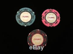 The ULTIMATE James Bond 007 Casino Royale 920 count fantasy chip set