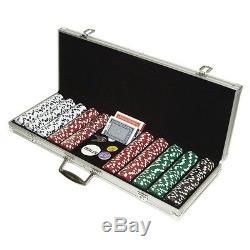 Trademark Poker Dice Chip Set 500 Pieces