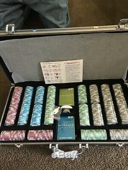 World Poker Tour Chip Set. NIB. Chips Still Wrapped