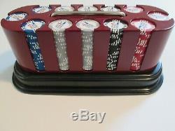 World Poker Tour WPT Texas Hold'Em 300 Piece Poker Chip Set